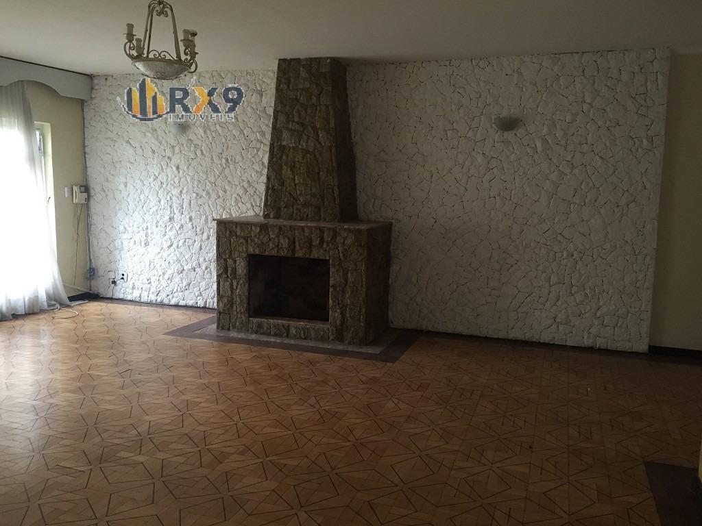 casa para venda, 3 dormitórios, rudge ramos - são bernardo do campo - 326