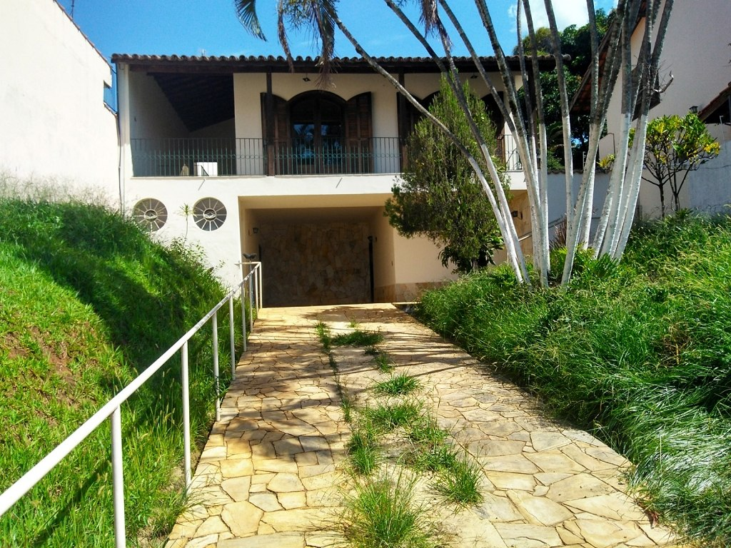 casa para venda, 3 dormitórios, santa rita - guaratinguetá - 1577