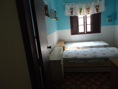 casa para venda, 3 dormitórios, santo elias - são paulo - 6095