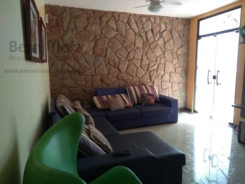 casa para venda, 3 dormitórios, taquara - rio de janeiro - 233