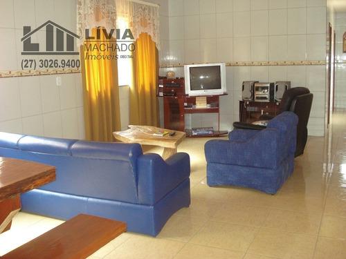 casa para venda, 3 dormitórios, vale de são pedro - santa teresa - 1610