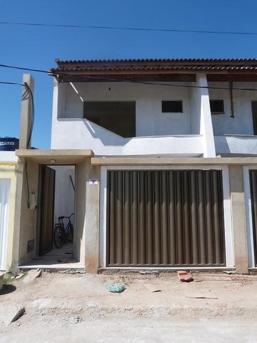 casa para venda, 3 dormitórios, verdes mares - macaé - 370