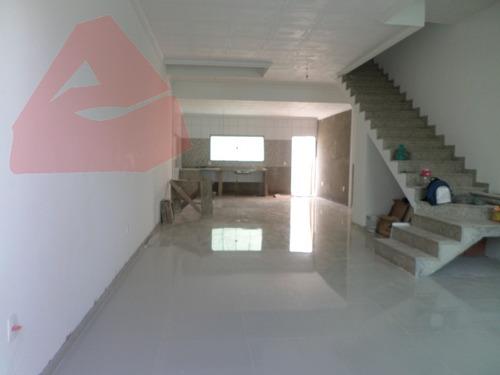 casa para venda, 3 dormitórios, verdes mares - macaé - 860