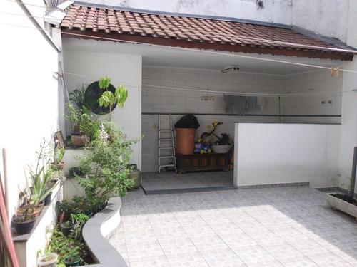 casa para venda, 3 dormitórios, vila bonilha - são paulo - 6102