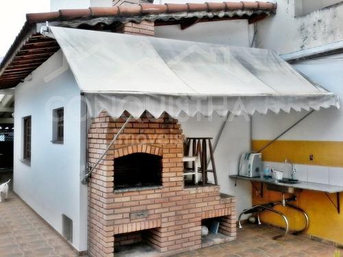 casa para venda, 3 dormitórios, vila caminho do mar - são bernardo do campo - 1963