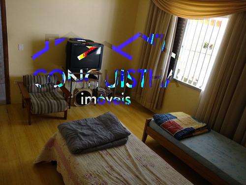 casa para venda, 3 dormitórios, vila caminho do mar - são bernardo do campo - 3583