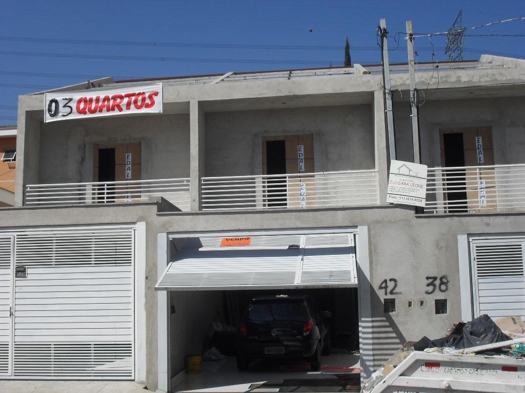 casa para venda, 3 dormitórios, vila clarice - são paulo - 6064