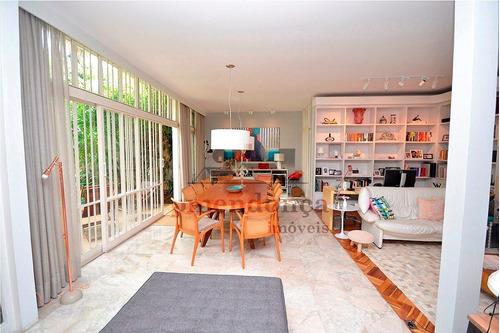 casa para venda, 3 dormitórios, vila madalena - são paulo - 8617