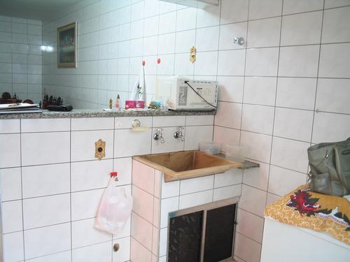 casa para venda, 3 dormitórios, vila mirante - são paulo - 5642