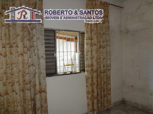 casa para venda, 3 dormitórios, vila mirante - são paulo - 9034