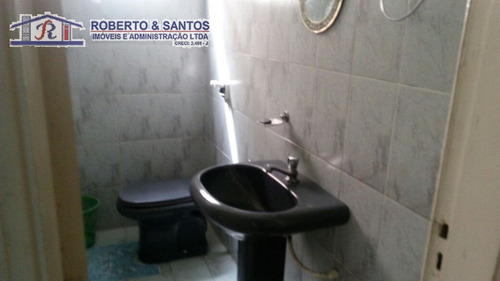 casa para venda, 3 dormitórios, vila mirante - são paulo - 9405