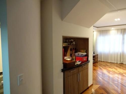 casa para venda, 3 dormitórios, vila romana - são paulo - 3297
