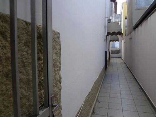 casa para venda, 3 dormitórios, vila romana - são paulo - 5744
