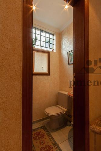 casa para venda, 3 dormitórios, vila romana - são paulo - 8380