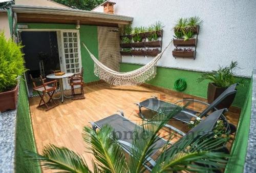 casa para venda, 3 dormitórios, vila romana - são paulo - 9167