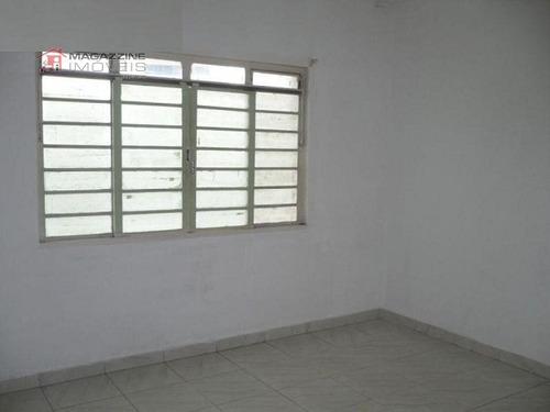 casa para venda, 3 dormitórios, vila santana - são paulo - 1698