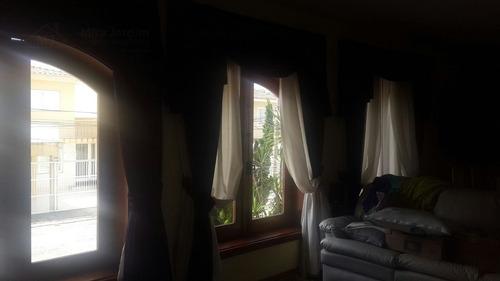 casa para venda, 3 dormitórios, vila santo estéfano - são paulo - 1564