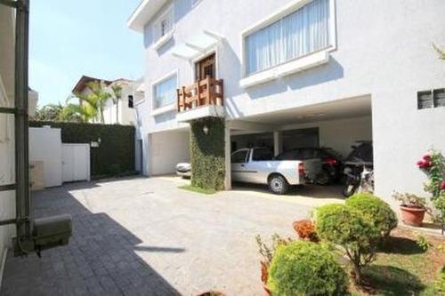 casa para venda, 4 dormitórios, alto de pinheiros - são paulo - 2674