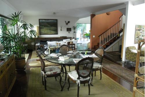 casa para venda, 4 dormitórios, alto dos pinheiros - são paulo - 161