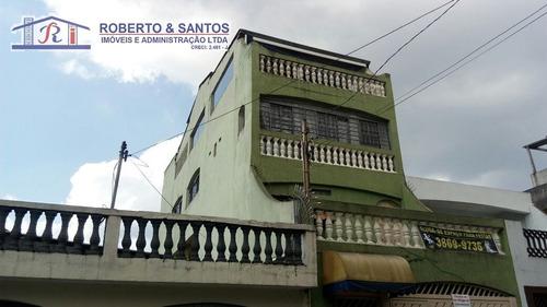casa para venda, 4 dormitórios, brasilândia - são paulo - 9351