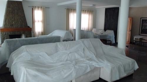 casa para venda, 4 dormitórios, granja viana - cotia - 1231