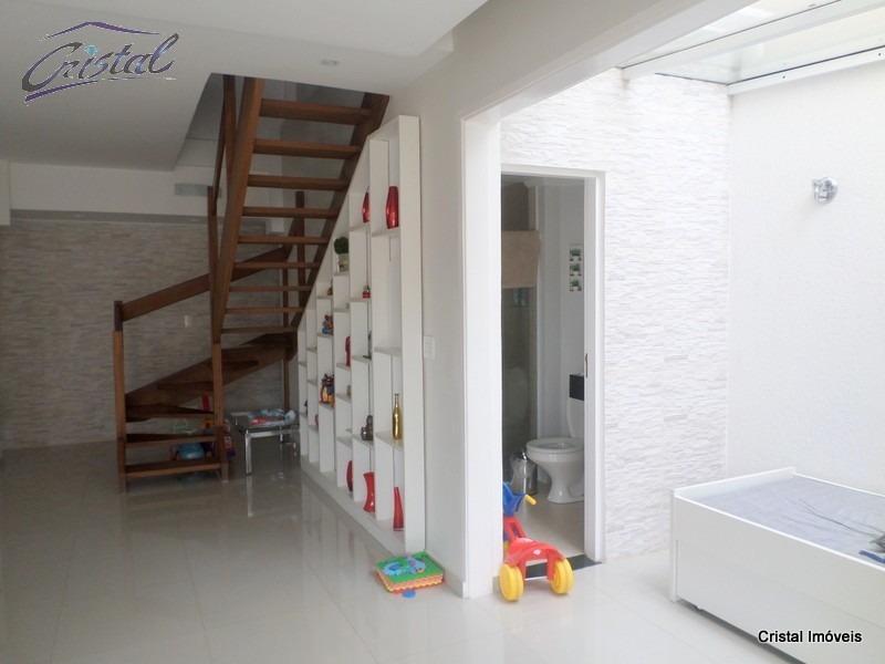 casa para venda, 4 dormitórios, granja viana - cotia - 21386