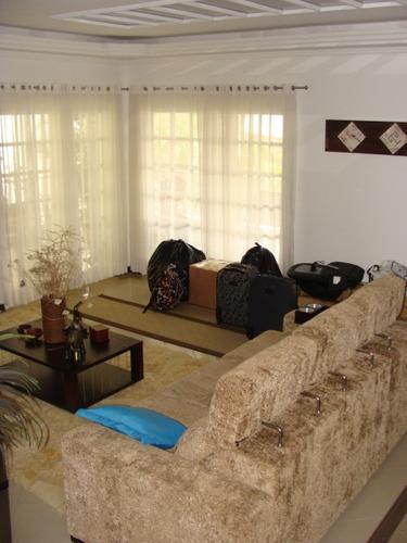casa para venda, 4 dormitórios, granja viana - são paulo ii - cotia - 716