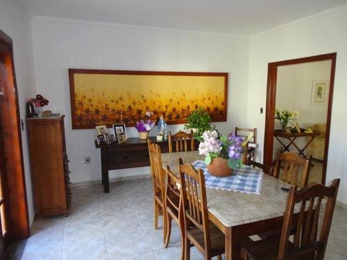 casa para venda, 4 dormitórios, jardim bela vista - guaratinguetá - 1375