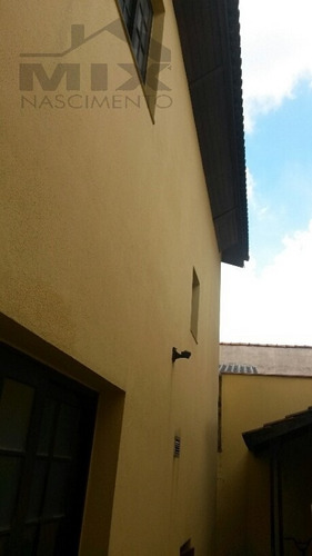 casa para venda, 4 dormitórios, jardim milena - santo andré - 833