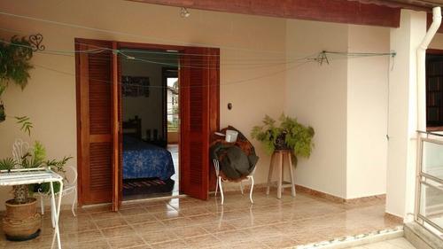casa para venda, 4 dormitórios, jardim paraíba - aparecida - 1014