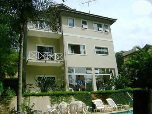 casa para venda, 4 dormitórios, palos verdes - cotia - 1209
