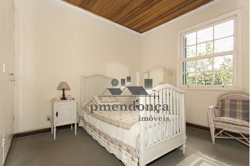 casa para venda, 4 dormitórios, perdizes - são paulo - 7592