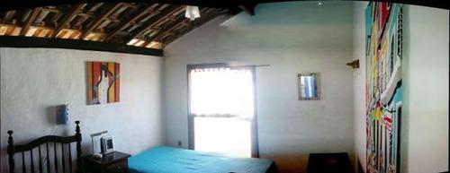 casa para venda, 4 dormitórios, pincinguaba - ubatuba - 499