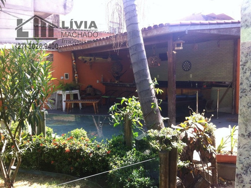 casa para venda, 4 dormitórios, praia do suá - vitória - 1539