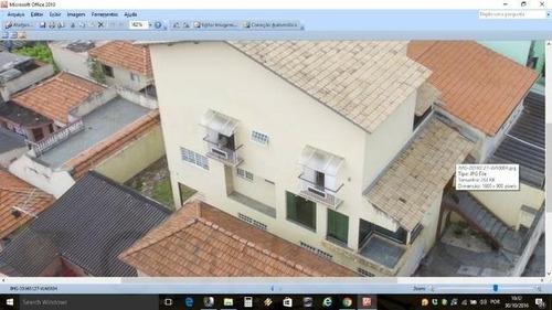 casa para venda, 4 dormitórios, santa maria - são caetano do sul - 3962
