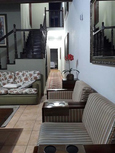 casa para venda, 4 dormitórios, são gonçalo - guaratinguetá - 1388