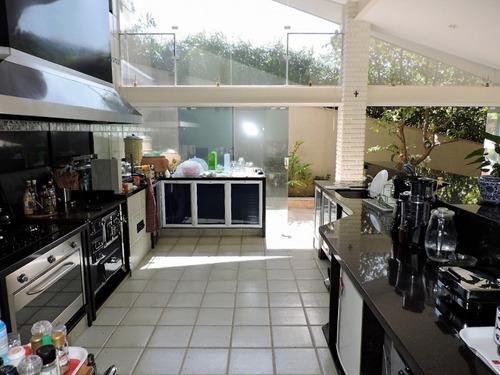 casa para venda, 5 dormitórios, granja viana - km23 - cotia - 1264