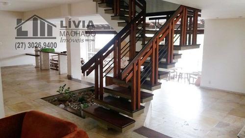 casa para venda, 5 dormitórios, ilha do frade - vitória - 1831