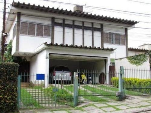 casa para venda, 5 dormitórios, pacaembu - são paulo - 2354