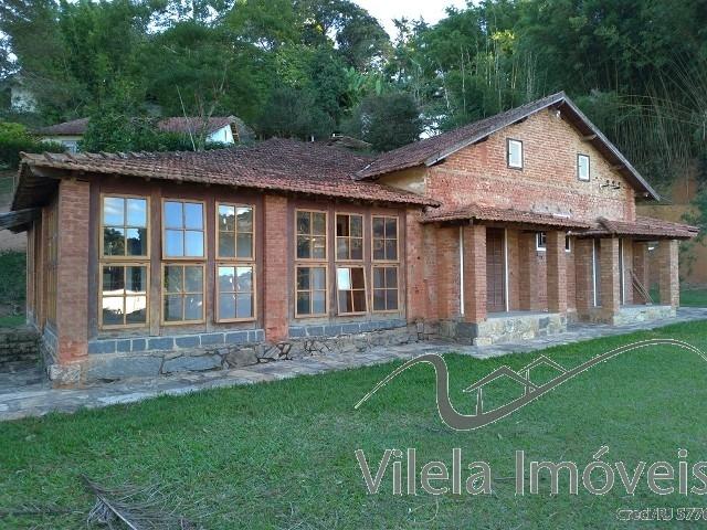 casa para venda, 6 dormitórios, barão de javary - miguel pereira - 781