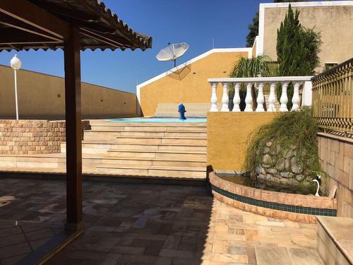casa para venda, 6 dormitórios, vila ana rosa novaes - cruzeiro - 1467