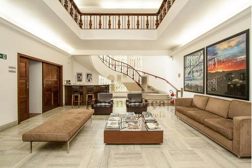 casa para venda, 7 dormitórios, pacaembu - são paulo - 9373