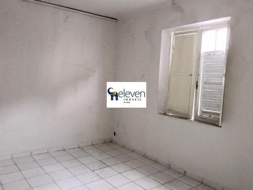 casa para venda  barris, salvador 5 dormitórios,1 sala, copa, cozinha, 1 banheiro, varanda, área de serviço, quarto de empregada, 2 vagas, 150 m² construída. - ca00136 - 32290570