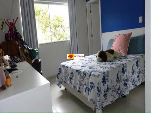 casa para venda busca vida, camaçari 4 dormitórios sendo 3 suítes, 2 salas, 6 banheiros, 8 vagas 380,00 útil, 380,00 total preço: r$1.390.000  condomínio r$880,00  iptu r$ 1000,00 - tjn120 - 3218332