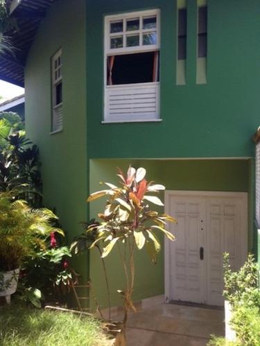 casa para venda caminho das árvores, salvador 4 dormitórios sendo 1 suíte, 3 salas, 4 banheiros, 4 vagas 600,00 construída, venda: 1.650.000,00 - tm039 - 3064099