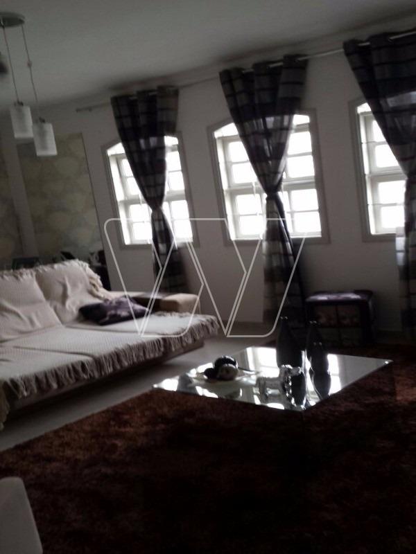 casa para venda, chácara da barra - campinas - ca01063