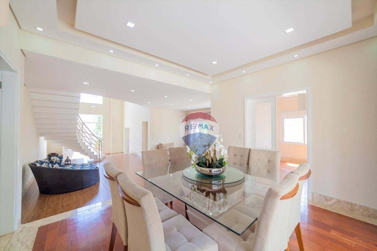 casa para venda com quarto suítes no condomínio terras de são carlos jundiaí-sp - ca0002