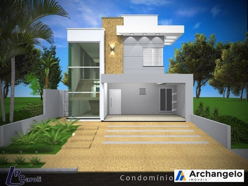 casa para venda - cond villa romana i - ca00731 - 32815282