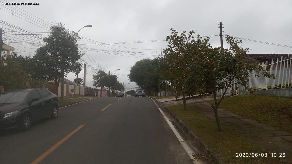 casa para venda em araucária, iguaçu, 3 dormitórios, 1 banheiro, 1 vaga - ca0563_2-1046867