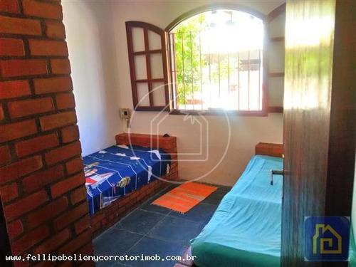casa para venda em arraial do cabo, praia dos anjos, 3 dormitórios, 1 banheiro, 3 vagas - casv105